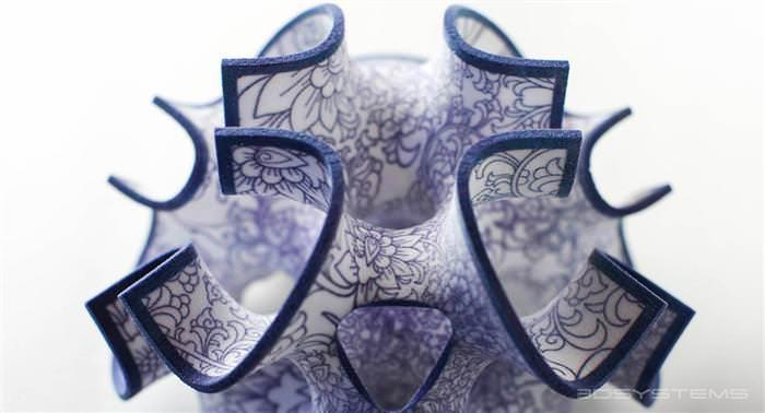 doces impressos em 3D