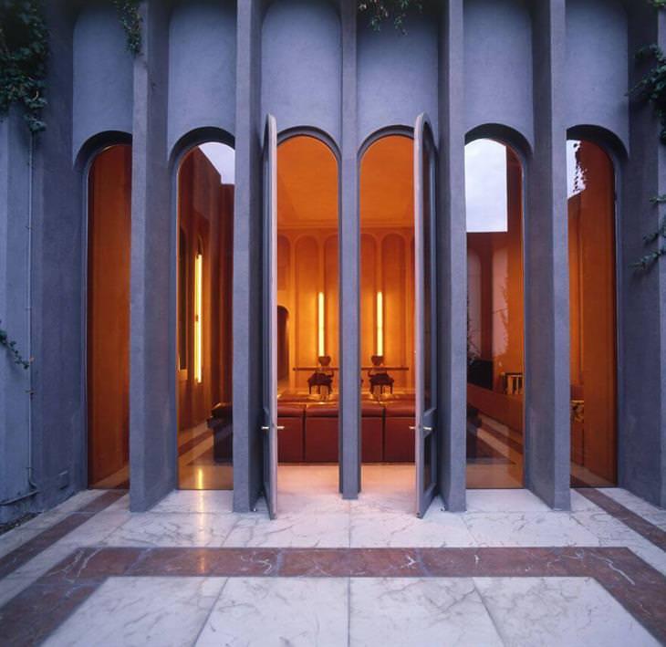 arquitetura impressionante