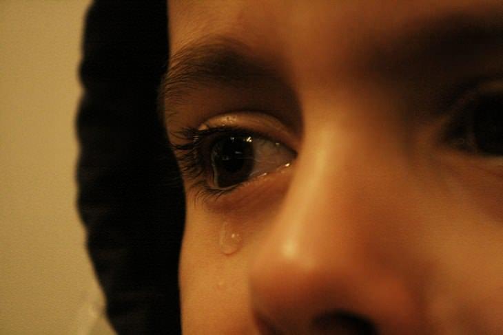 olhos secos