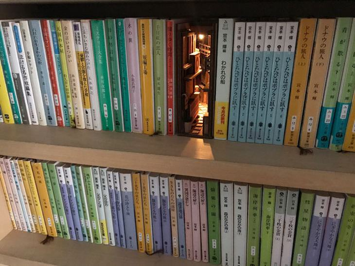 suportes de livros