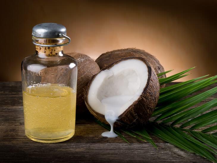óleo de coco na perda de peso