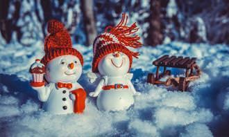 Jogo dos Erros: Boneco de Neve