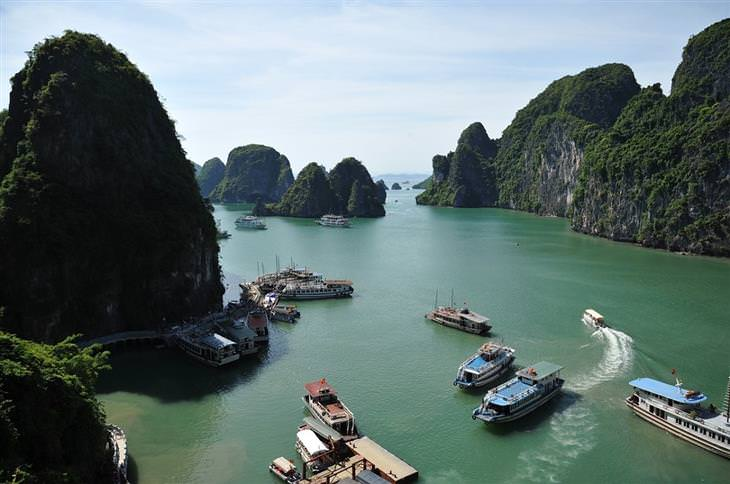 destinos no Vietnã