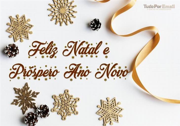 cartão virtual de Natal