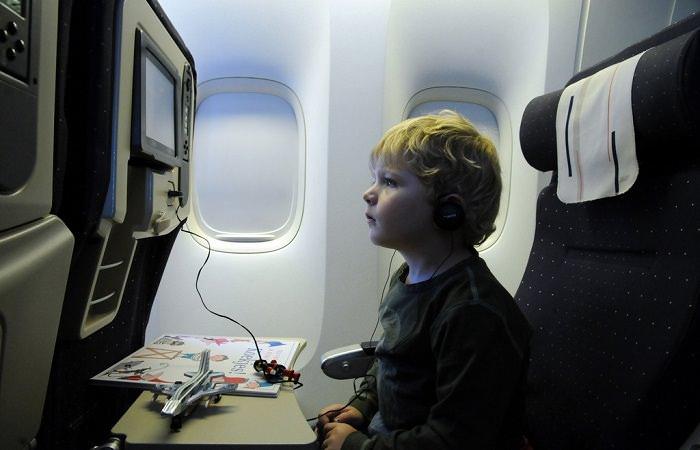 higiene avião