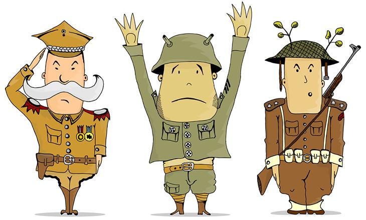 Soldados Interrogados