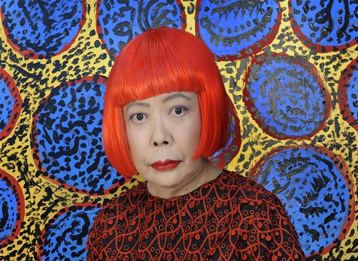 artista japonesa