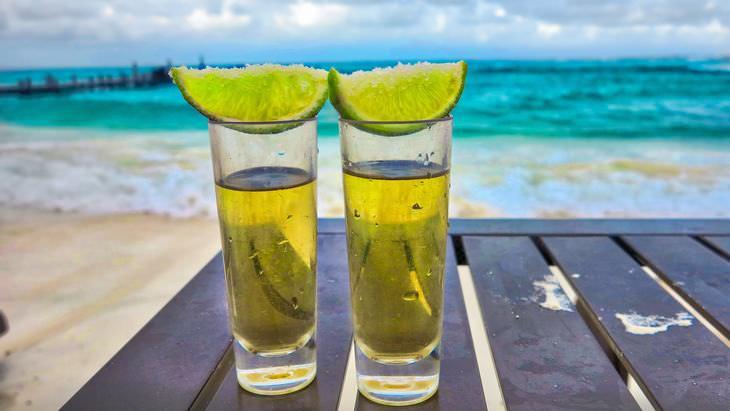 benefícios da tequila
