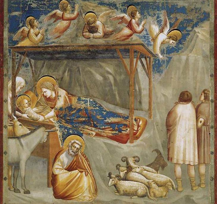 pinturas do Natal