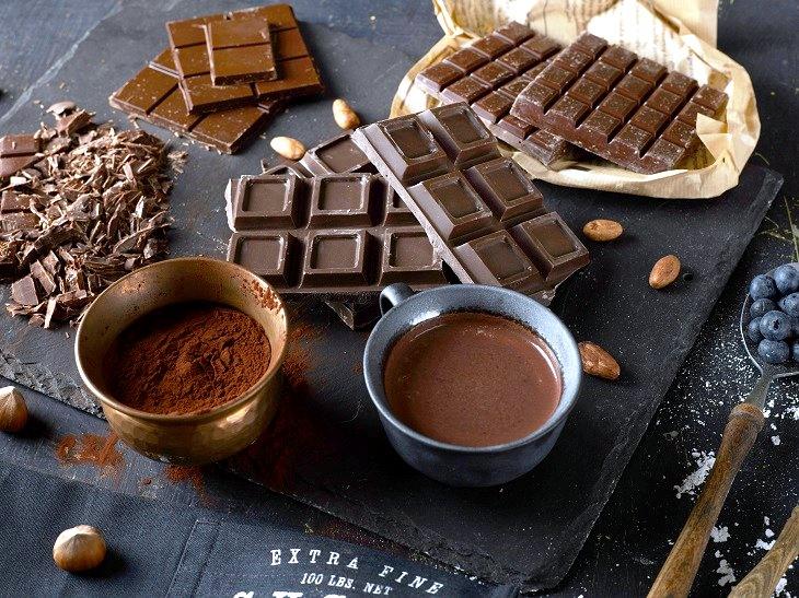 14 Curiosidades sobre o chocolate que você não sabia
