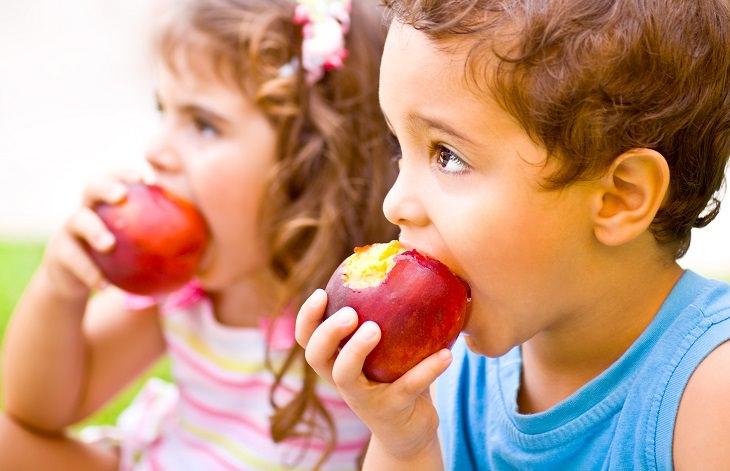 cera nas maçãs faz mal à saúde