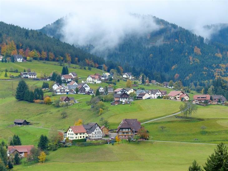 Turismo: Visite a Floresta Negra na Alemanha