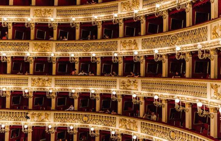 Os 10 teatros de ópera mais importantes do mundo