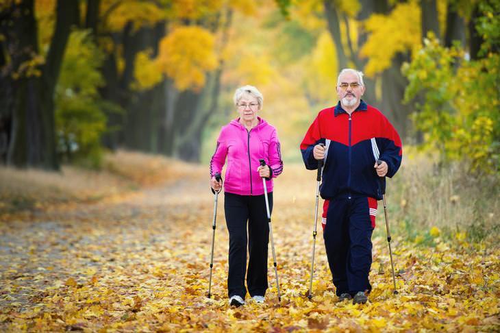 Caminhada ajuda a perder até 2 quilos por semana