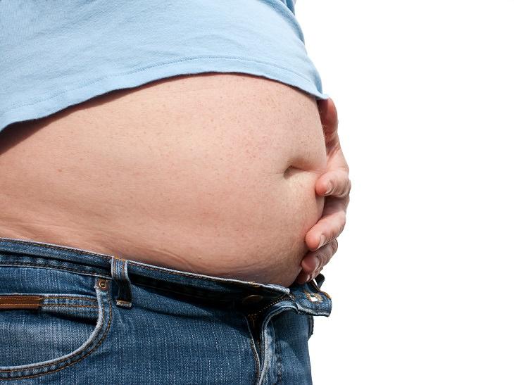 Veja o que acontece com a sua saúde se você ganhar 5 quilos