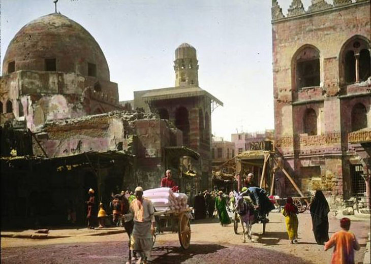 cidades há cem anos