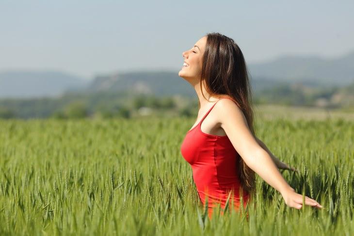 Veja por que a respiração profunda faz bem