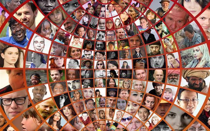 Diversas fotos de pessoas