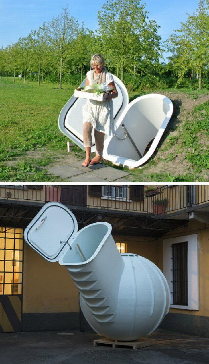 casas criativas