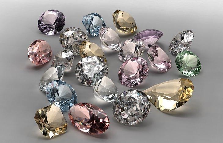 como comprar diamantes sintéticos