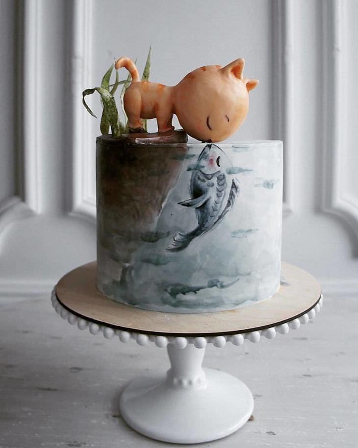 bolos confeitados