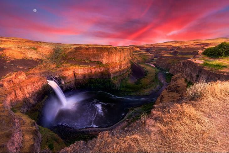 cachoeiras dos EUA