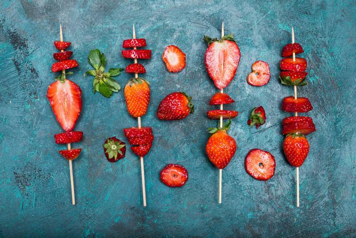 doces que não engordam