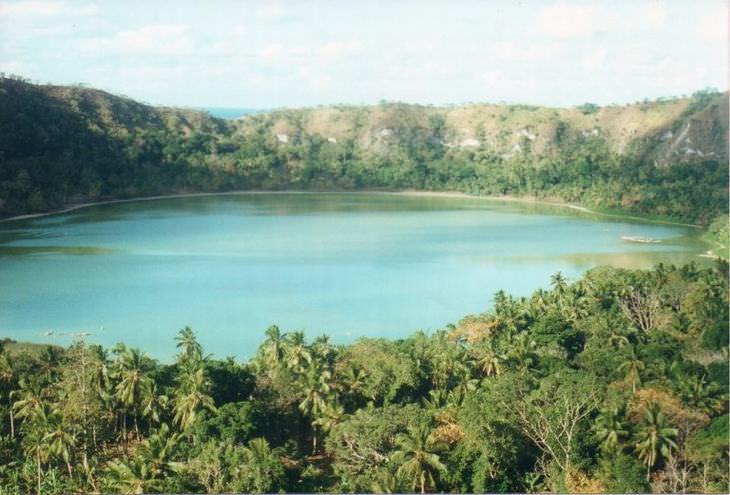 arquipélagos das comores
