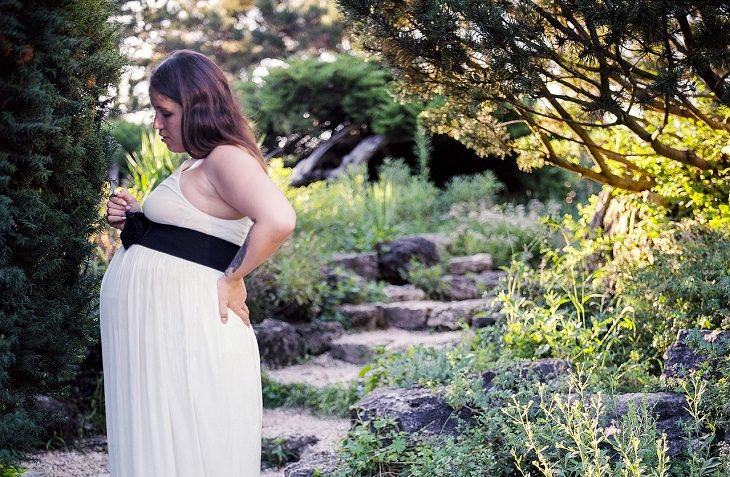 dificuldades da gravidez