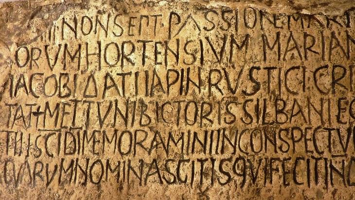 frases do latim