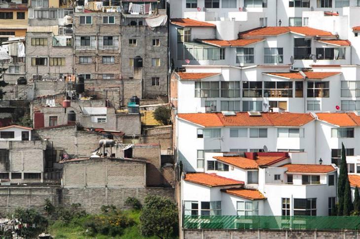 desigualdade no mundo