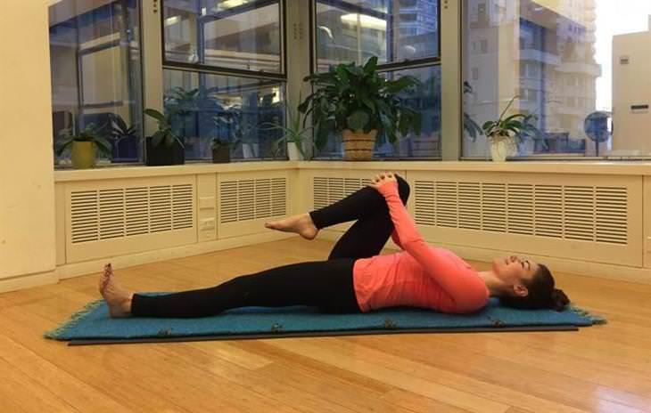 posições yoga