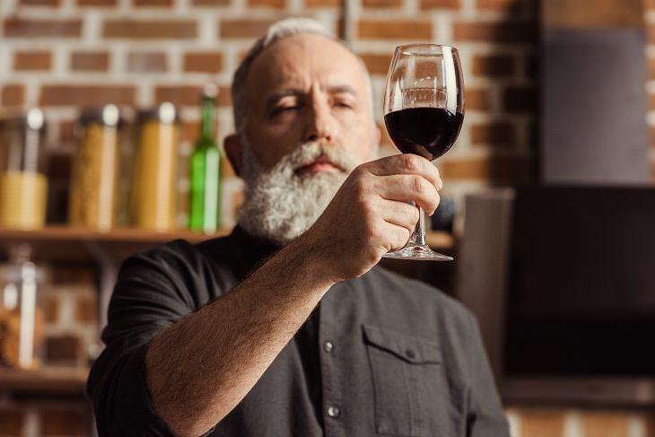 benefício do vinho