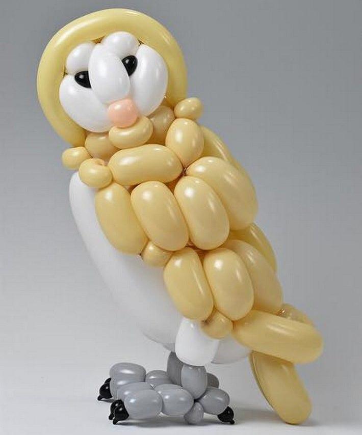 balão artístico
