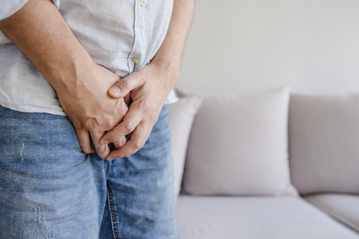 problemas urinários