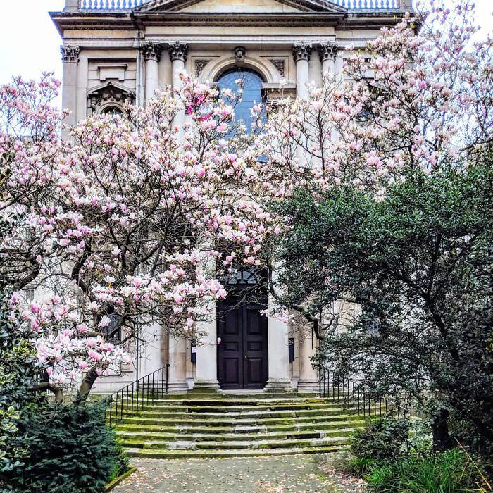 lindas portas em Londres