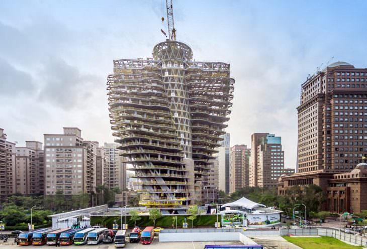 edifícios maravihosos
