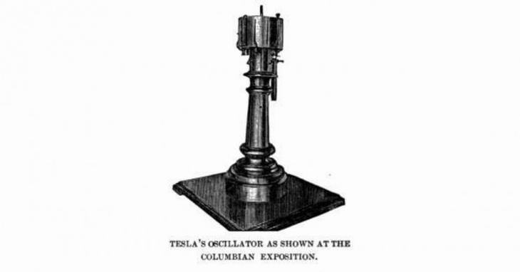 invenções da Tesla