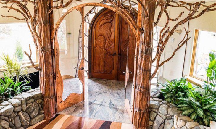 Uma casa de fantasia