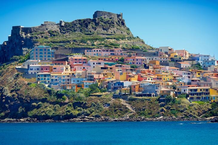 A saudável Sardenha