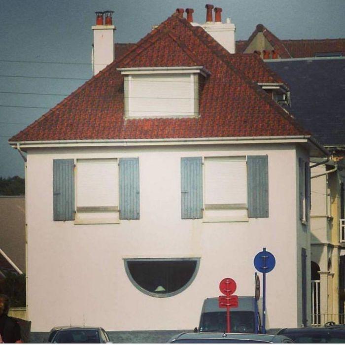 Casas feias na Bélgica