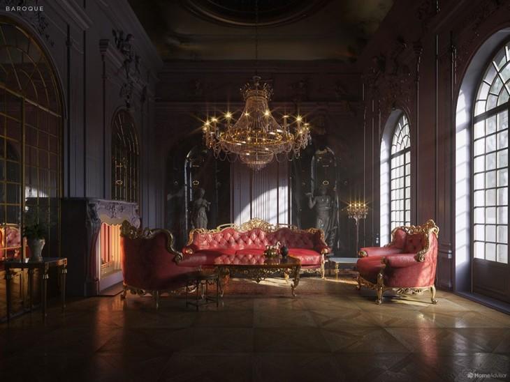 Decoração interiores estilos