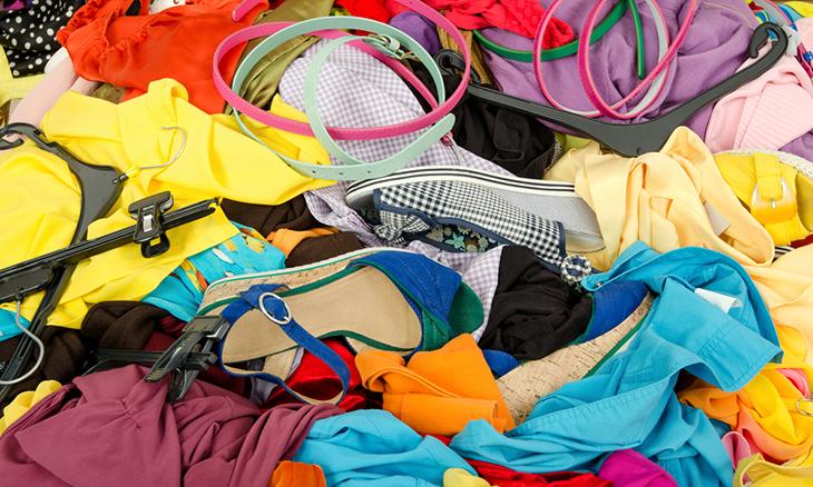 Você acumula coisas?