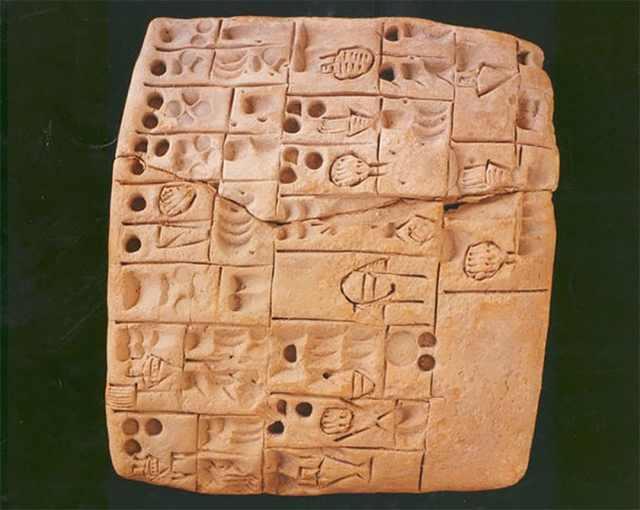 Artefatos antigos