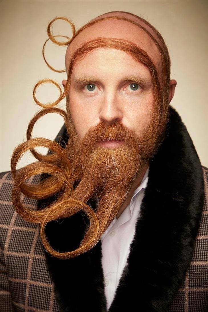 Barbas e bigodes 2019