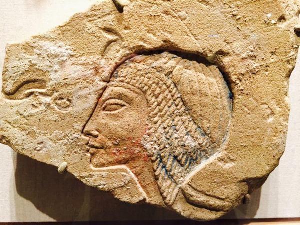 A Rainha Nefertiti