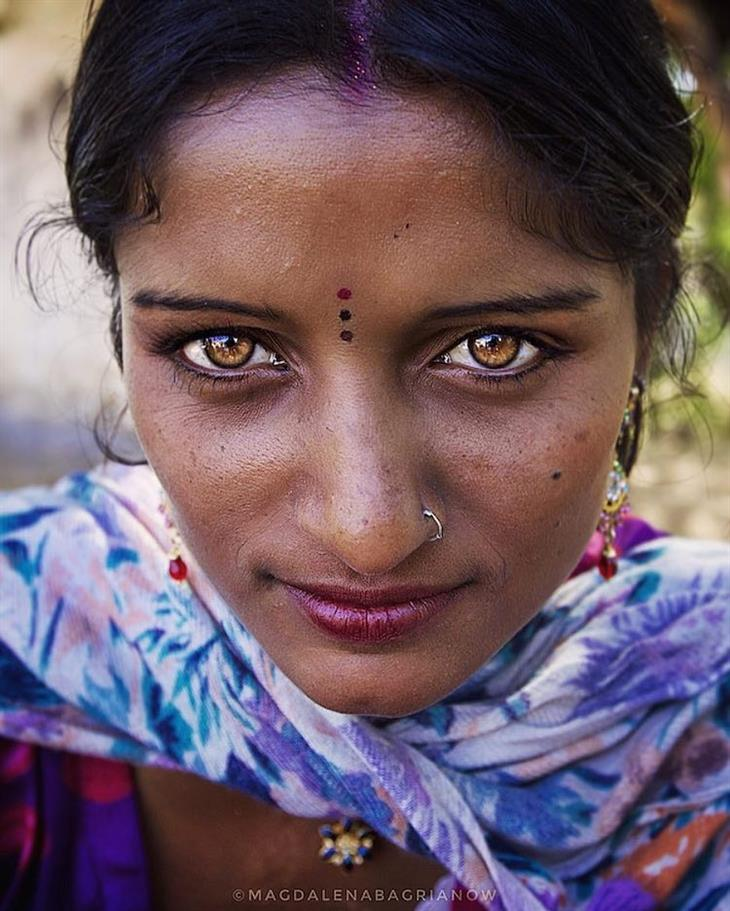 Indianos das ruas da cidade