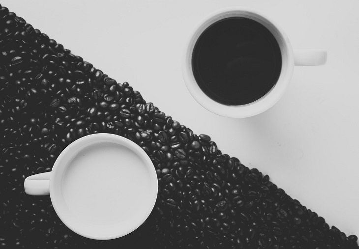 Creme para café