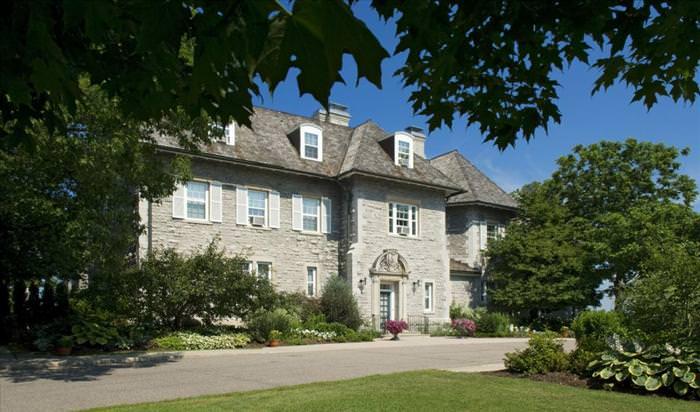 Residências oficiais de líderes mundiais - Canadá