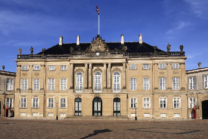 Residências oficiais de líderes mundiais